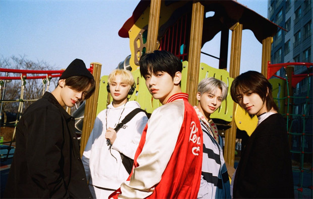 TXT drops promotional calendar that details key release dates for The Chaos Chapter: FIGHT OR ESCAPE