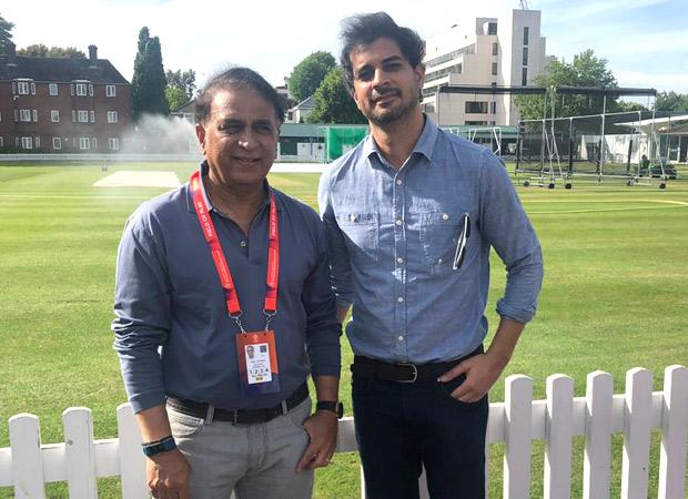 """I can't wait for Sunil Gavaskar to see 83"" - Tahir Raj Bhasin on the batting maestro's 72nd birthday"