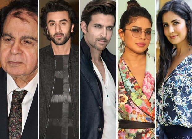 This is what Dilip Kumar had to say about Ranbir Kapoor, Hrithik Roshan, Priyanka Chopra and Katrina Kaif