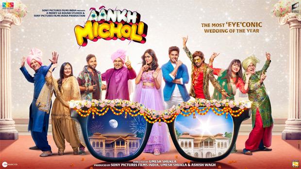 Umesh Shukla's Aankh Micholi motion poster sees star-studded cast including Abhimanyu Dassani, Mrunal Thakur, Paresh Rawal among others