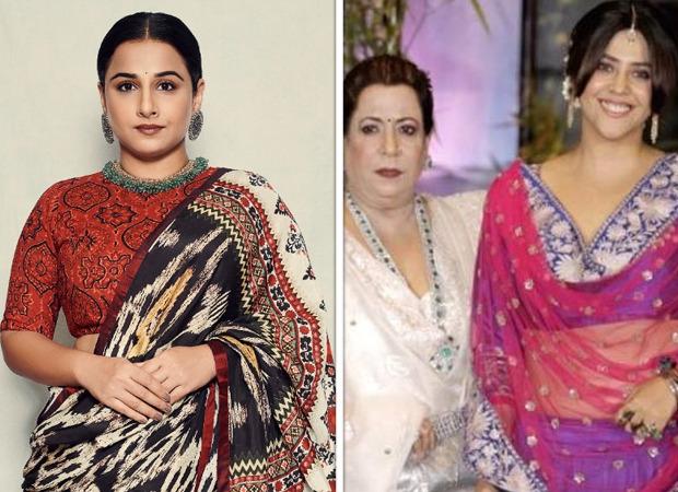 Vidya Balan, Ekta Kapoor, Shobha Kapoor among 395 new members invited to the class of Academy 2021 : Bollywood News – Bollywood Hungama