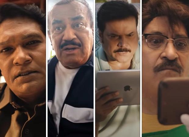 Haseen Dillruba meets CID as Aditya Shrivastava, Shivaji Satam, Dayanand Shetty, and Narendra Gupta reunite