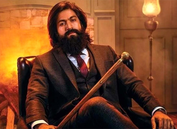 Superstar Yash starrer KGF 2's South audio rights sold for Rs. 7.2 crores