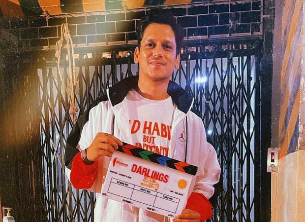 Vijay Varma marks 'New Beginnings' as he kickstarts the shoot for Darlings with Alia Bhatt; shares picture from the set