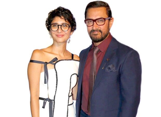 """""""We are very happy and are still one family""""- says Aamir Khan and Kiran Rao in a video after separation announcement : Bollywood News – Bollywood Hungama"""