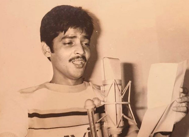 Udit Narayan completes 41 years in the film and music industry; shares picture of his first recording with Mohammad Rafi