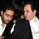 """""""My first film was to be Aakhri Mughal. Dilip Sahab was to play my father in the film""""- Abhishek Bachchan"""