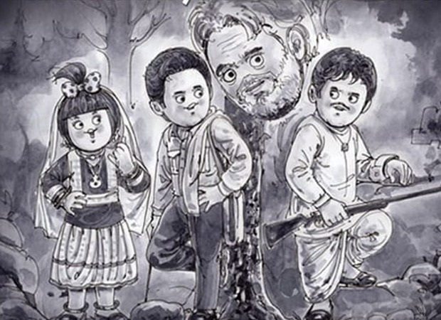 Amul pays a tribute to Dilip Kumar with their popular topical