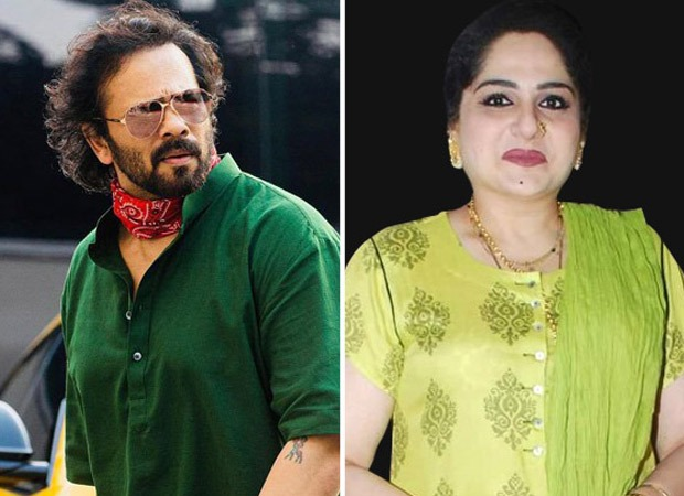 Rohit Shetty donates a generous amount to senior actor Shagufta Ali after hearing about her financial situation