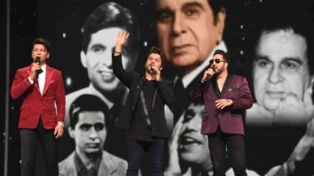 Javed Ali, Shaan and Mika Singh pays an emotional tribute to Dilip Kumar on the sets of Indian Pro Music League