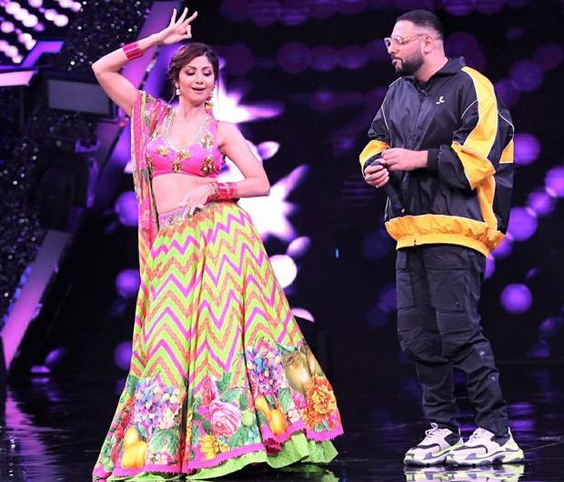 'Teen Ka Tadka' with rapper Badshah this weekend on Super Dancer - Chapter 4