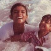 Priyanka Chopra Jonas shares a childhood picture while wishing brother, Siddharth Chopra