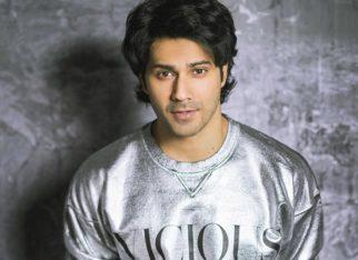 Varun Dhawan sports a clean-shaven look after wrapping the shoot of Bhediya