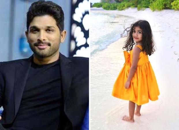 Allu Arjun's daughter Allu Arha to make her debut with Samantha Akkineni's film Shakuntalam