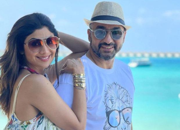Raj Kundra gets creative with a dialogue from Kriti Sanon's Mimi and Chura Ke Dil Mera 2.0 while appreciating wife Shilpa Shetty
