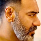 Ajay Devgn looks dapper in his new look, Aalim Hakim takes charge of the look!