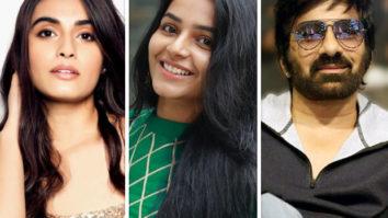 Divyansha Kaushik and Rajisha Vijayan join the cast of Ravi Teja's Ramarao On Duty