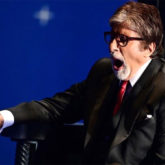 Amitabh Bachchan shows what it is like to work round the clock