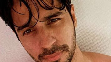Sidharth Malhotra's shirtless post-workout selfie is giving out some serious fitness goals