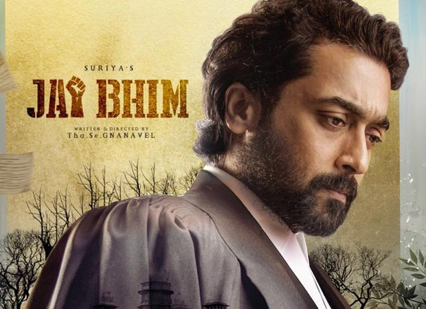 Suriya to play a lawyer in Jai Bhim; actor shares first look on his birthda