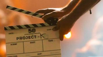 Nag Ashwin's directorial Project- K starring Prabhas, Amitabh Bachchan, and Deepika Padukone goes on floors in Hyderabad