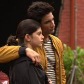 One year of Dil Bechara: Sanjana Sanghi shares unseen pictures from the sets of the film along with a heartfelt note
