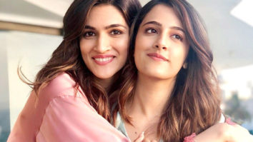 EXCLUSIVE: Kriti Sanon reveals why her sister Nupur Sanon did not approve of some of the guys she dated