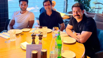 Special Ops 1.5: Aftab Shivdasani shows what WFH looks like as he shares BTS picture with Kay Kay Menon and Aadil Khan in Ukraine