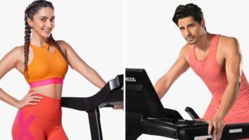 Kiara Advani and Sidharth Malhotra signed as brand ambassadors for India's largest fit-tech company, OneFitPlus
