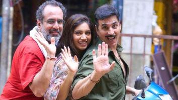Aanand L Rai to start the second schedule of Akshay Kumar and Bhumi Pednekar starrer Raksha Bandhan in Delhi
