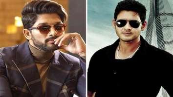 Allu Arjun and Mahesh Babu's much anticipated upcoming film's scene leak online; production house files complaint