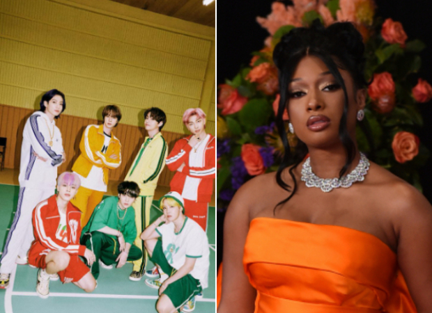 BTS to release remix of chart-topping single 'Butter' with rapper Megan Thee Stallion on August 27