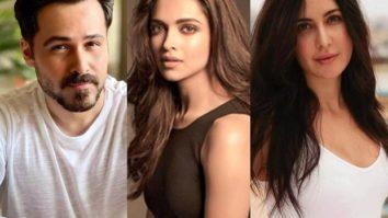 EXCLUSIVE: Emraan Hashmi mentions Deepika Padukone and Katrina Kaif as actresses he wants to romance onscreen