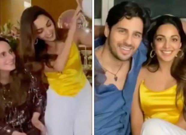Kiara Advani celebrated her birthday in the company of rumored boyfriend Sidharth Malhotra