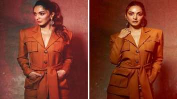 Kiara Advani leaves us breathless in bronze power set worth Rs 24k for Shershaah promotions