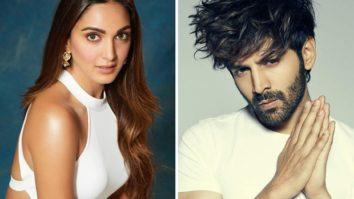 Kiara Advani to reunite with Bhool Bhulaiyaa 2 co-star Kartik Aaryan in Sajid Nadiadwala's next