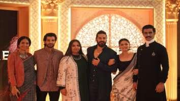 Kunal Kapoor, Shabana Azmi, Drashti Dhami, Dino Morea, Aditya Seal, Sahher Bamba launch Disney+ Hotstar series The Empire