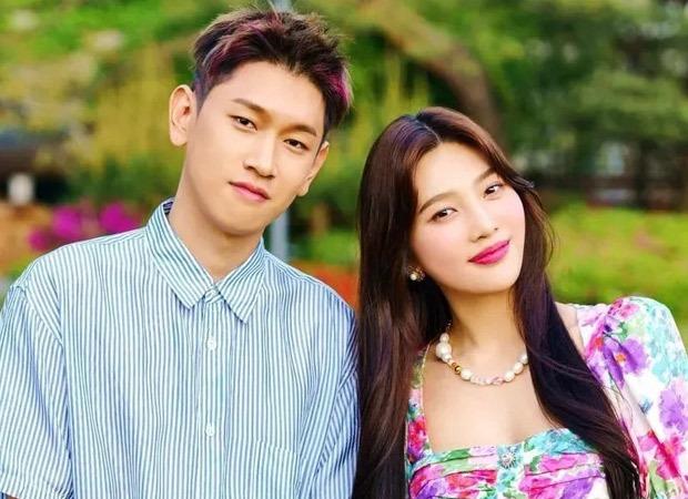 Red Velvet's Joy confirmed to be dating PNation's Crush