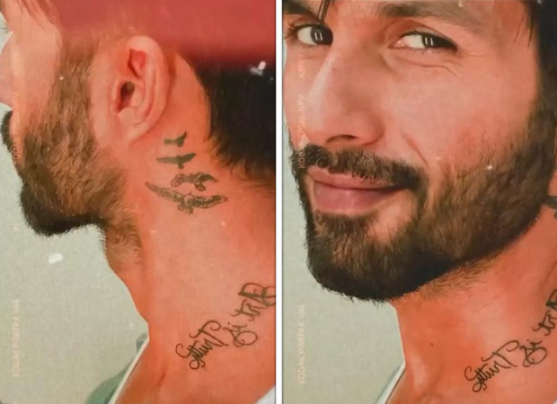Shahid Kapoor talks about his tattooed look and how excited he is to work with Vijay Sethupathi in a web series by Raj and DK