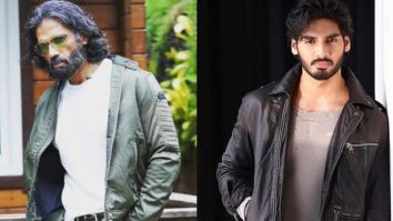 Suneil Shetty's son Ahan Shetty ready for launch, father reacts
