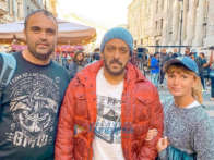 On The Sets From The Movie Tiger 3