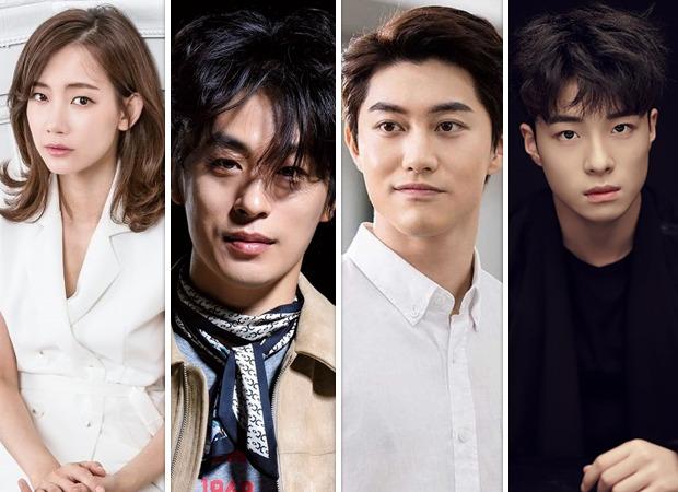 Train To Busan director Yeon Sang Ho to direct new horror drama Monstrous starring Shin Hyun Bin, Goo Kyo Hwan, Kwak Dong Yeon, Nam Da Reum and more