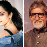 """""""It has been crazy"""" - Rashmika Mandanna opens up about working with Amitabh Bachchan in Goodbye"""