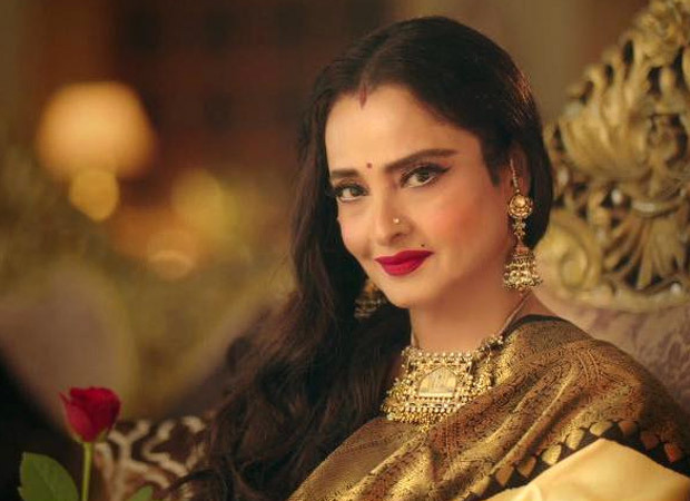 This is how much Rekha was paid for a one-minute apperance in the promo of Ghum Hain Kisikey Pyaar Meiin : Bollywood News – Bollywood Hungama