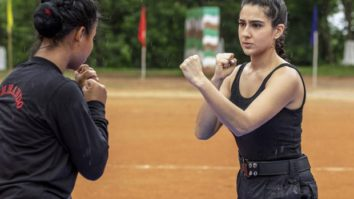 Mission Frontline: Sara Ali Khan trains in unarmed combat and gun firing as she spends a day with the Veerangana Force of Assam