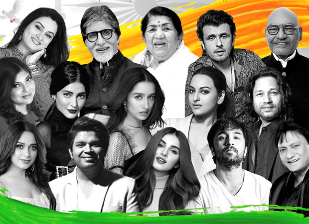 Dhamaka Records releases their first track, a soulful Independence Day anthem titled Hum Hindustani featuring 15 industry stalwarts : Bollywood News – Bollywood Hungama
