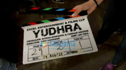 On The Sets Of The Movie Yudhra