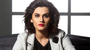 Taapsee Pannu celebrates her 34th birthday on sets of her movie Blurr, shares spectacular snaps of her celebrations