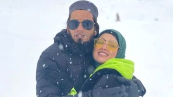 Sana Khan and husband Anas Saiyad's pictures and videos from their Maldives vacation are unmissable