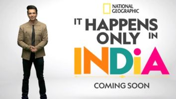 National Geographic India announces a new project named 'It Happens Only in India with Sonu Sood